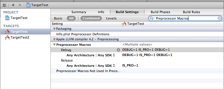 How to define Preprocessor Macros in Xcode | The WP Guru