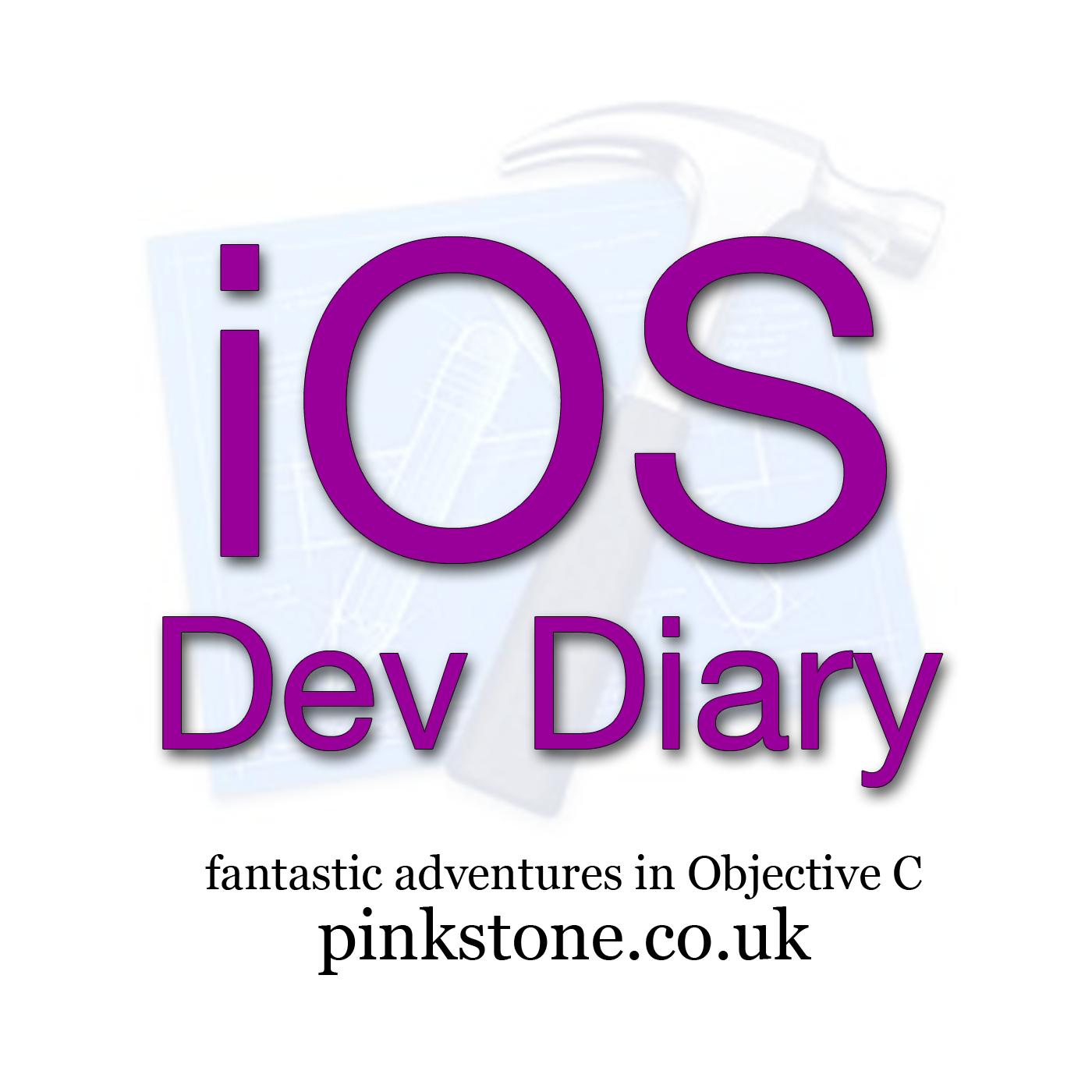 The iOS Dev Diary